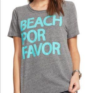 Chaser - Beach Por Favor tee